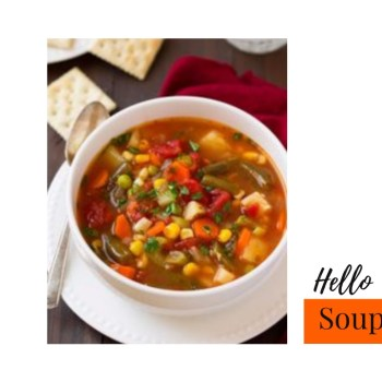 Today is all about soup-4 Easy Soup Recipes To Stay Warm