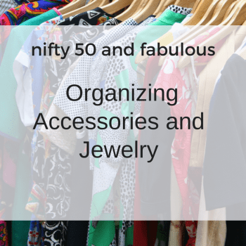 Closet Organizing Accessories And Jewelry
