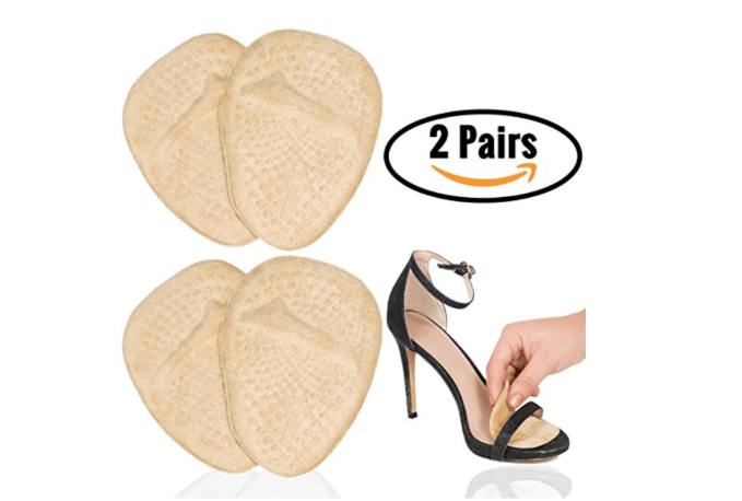 Fashion Tool Kit- Heel Comfort And Slip Prevention Pads