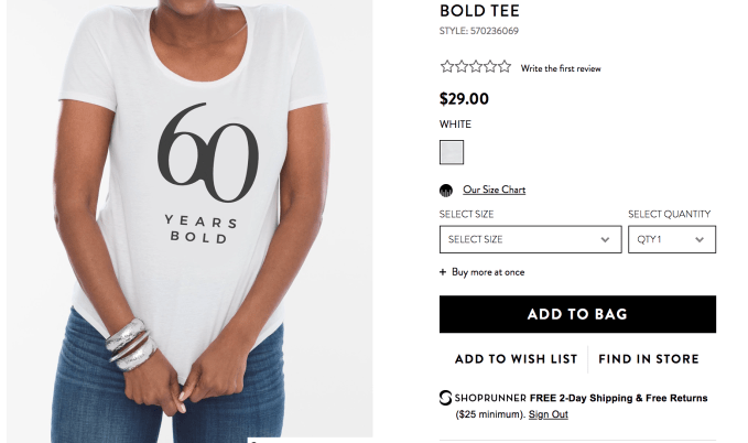How Bold Are You Tees