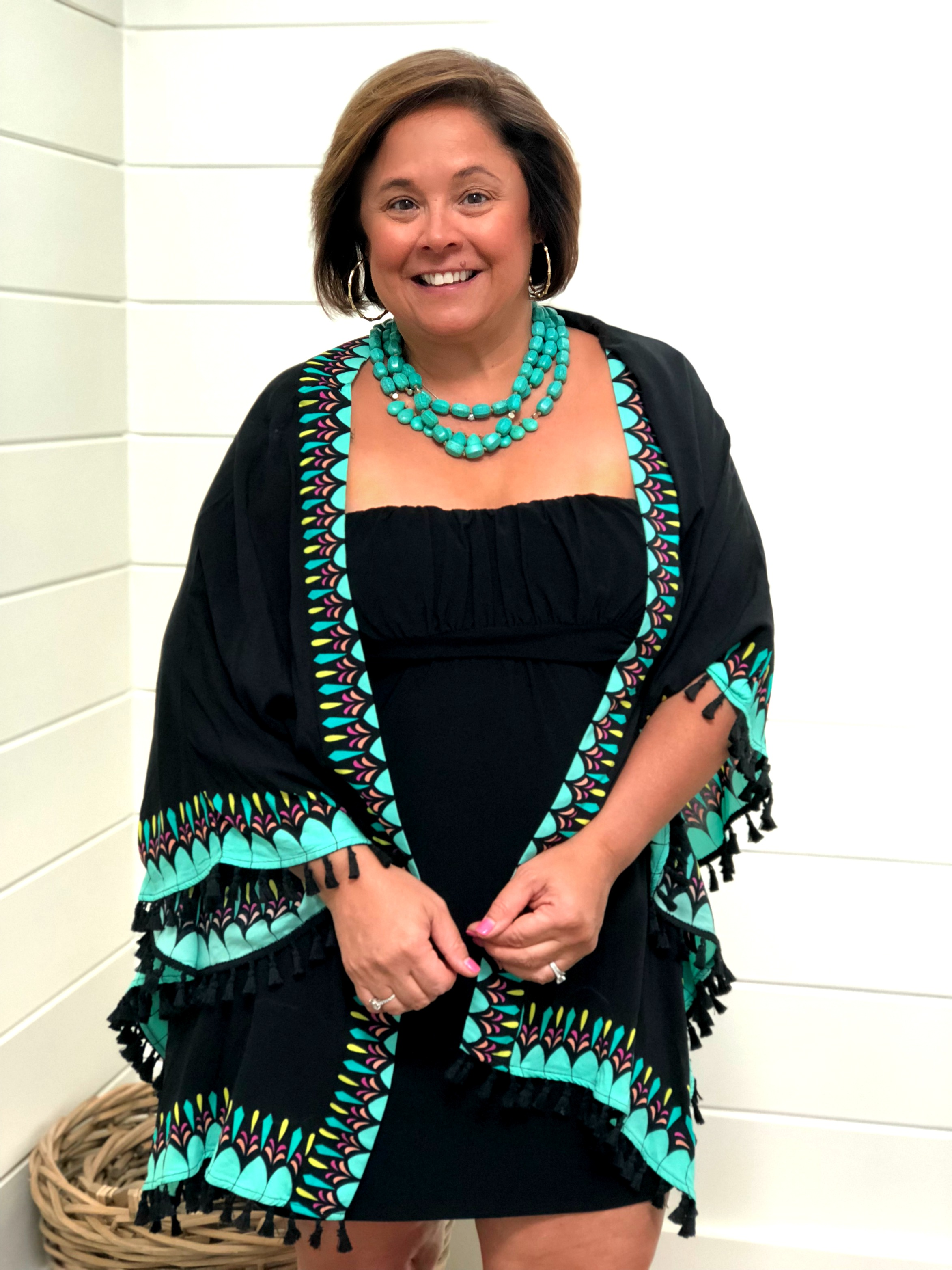 Featured in Nancys House of Style- Kimonos