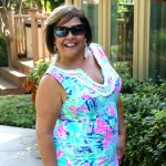 Thank You Lilly Pulitzer For Stretch Fabric