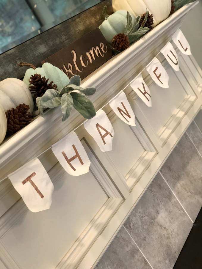 fall thankful banner