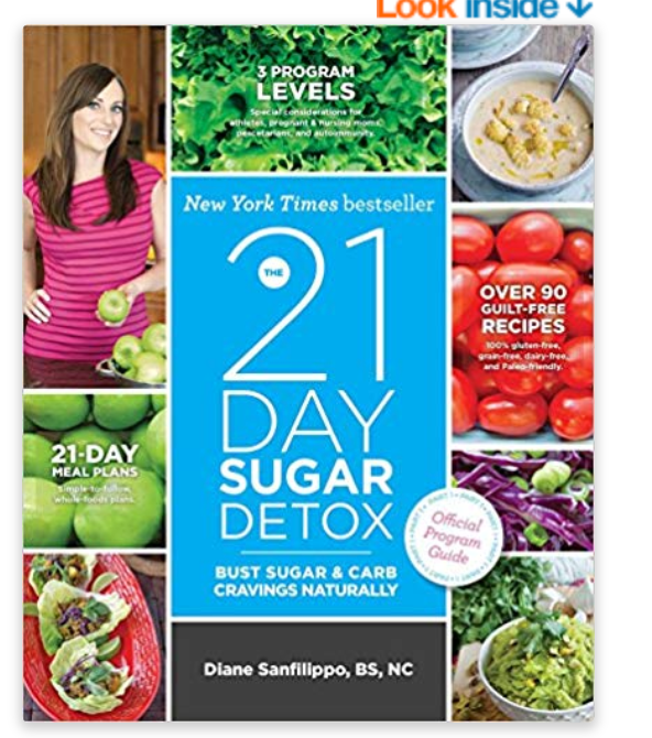 How To Prepare For 21 Day Sugar Detox. Official program guide to 21 day sugar detox