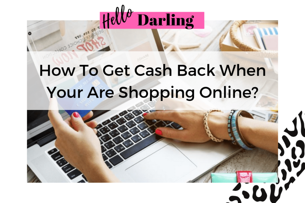 How To Get Cash Back When Shopping Online Use Rakuten