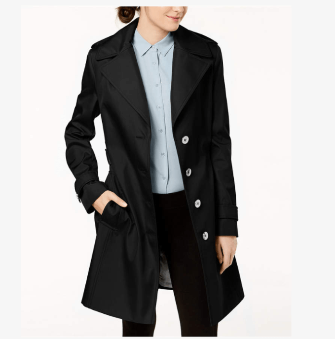 Wardrobe Basics- outerwear you need in your closet- a trench coat!