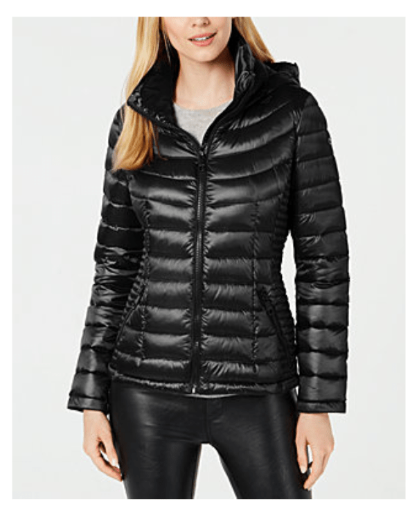 Wardrobe basics, outerwear you in in your closet, warm puffer jacket or quilted jacket