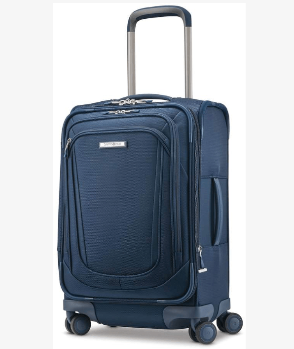 Samsonite Silhouette Spinner for quality luggage for midlife travel
