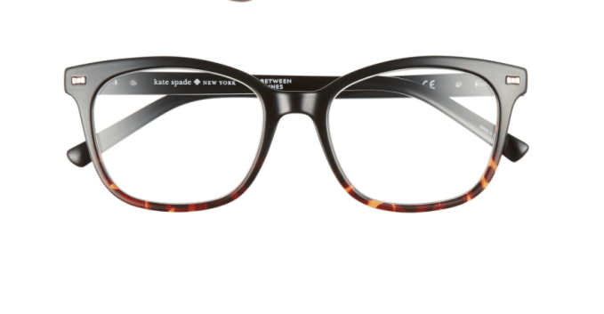 Kate Spade designer readers for a stylish look
