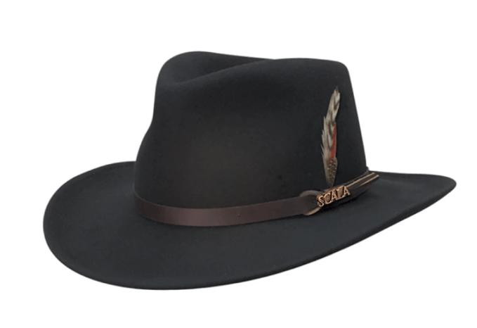 Dakota Scala Water-Resistant Hat From Tenth Street Hats