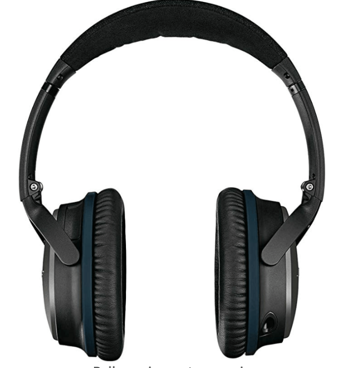 Bose Quiet Comfort Noise Cancelling Headphones For Apple Devices