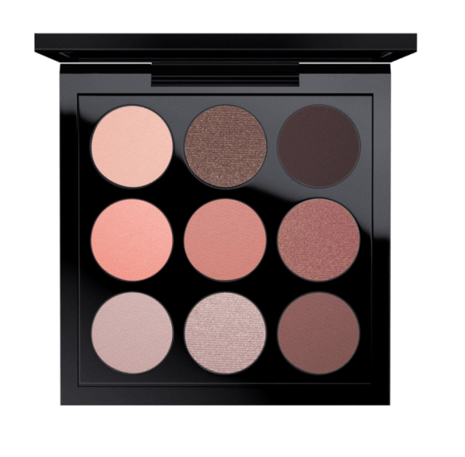 """Dusty Rose Time Nine is a more """"rose"""" palette and is good for a winter/spring look"""