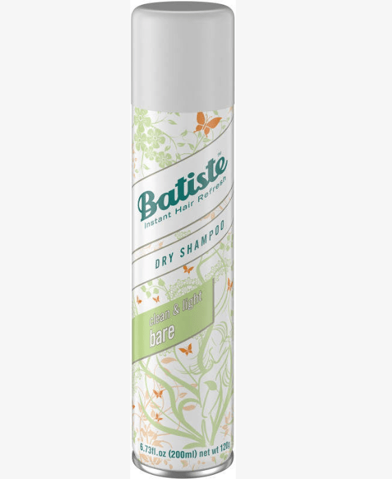 For those who do not wash their hair every day, dry shampoos are a great alternative and help remove the oils. For second or third day hair, it works great as a texturizing spray to help hold curls.