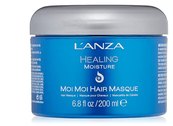 Deep moisture therapy treatment for extremely dry hair. After all the parties and events, your hair can get very dry and brittle.  These at-home products are great for adding back moisture.