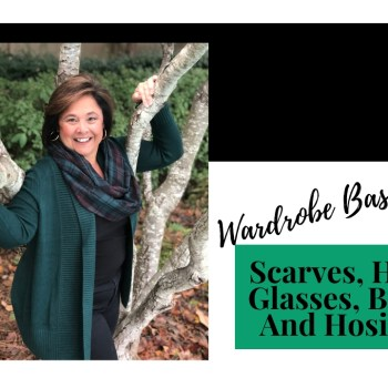 Wardrobe Basics-Scarves, Hats, Glasses, Belts And Hosiery