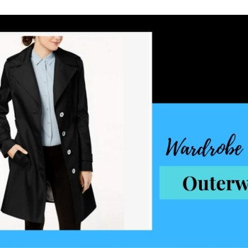 Wardrobe Basics Outerwear