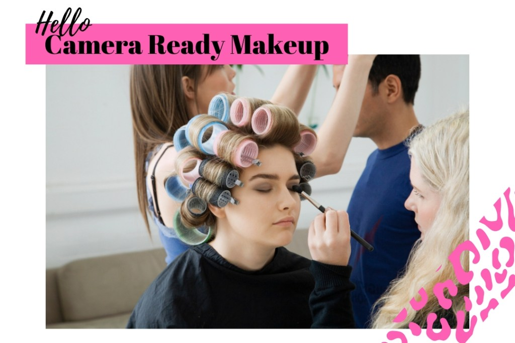 Women Over 50 Camera Ready Makeup