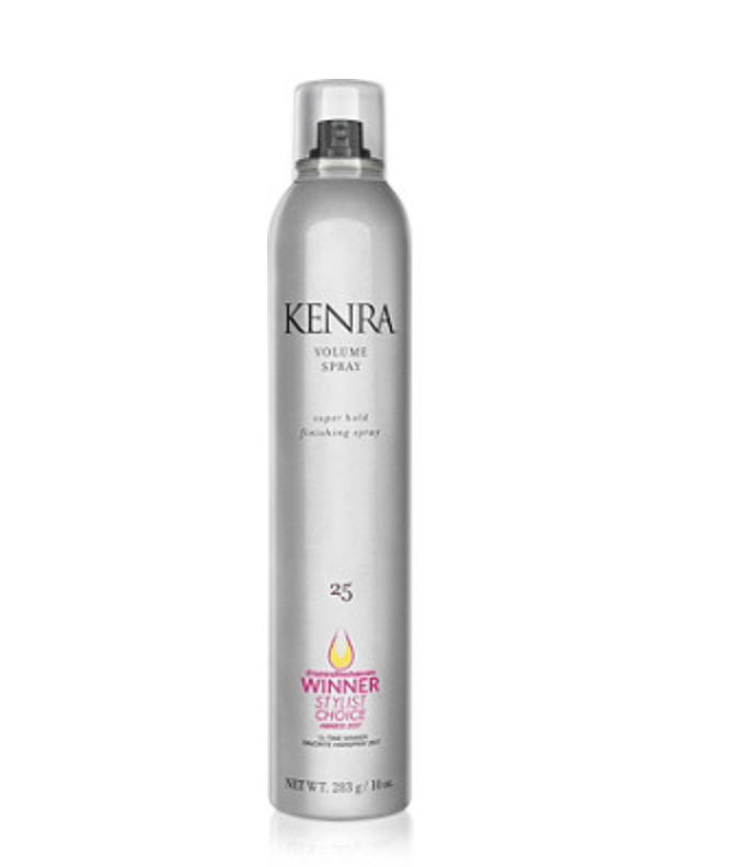 Women Over 50- Tools And Products For Fabulous Hair -Best rated hair spray