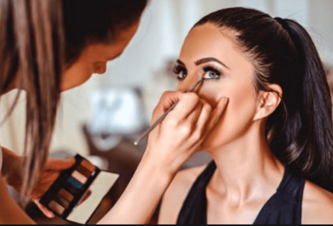 the best advice is going to the professionals and try different products to see how they feel and look. Take photos of how the products look on your face and video of how to apply the makeup.
