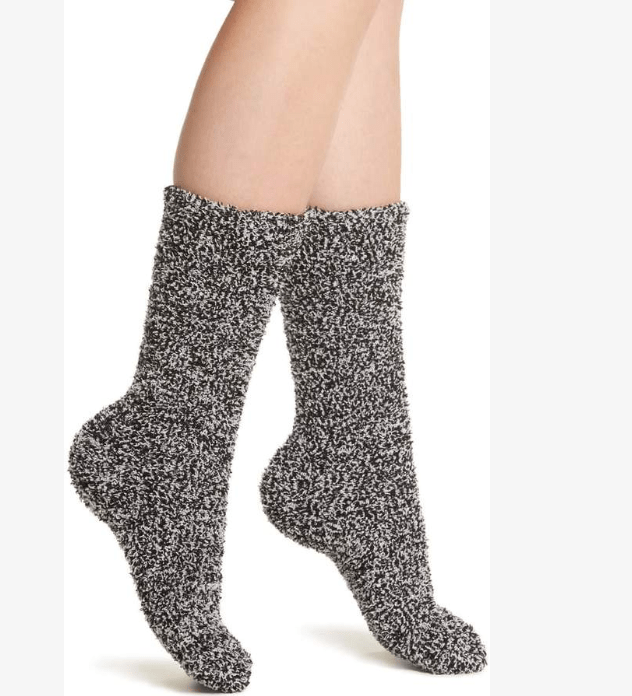 Barefoot Dreams has some Cozy-Chic socks that will make a wonderful gift or stocking stuffer.