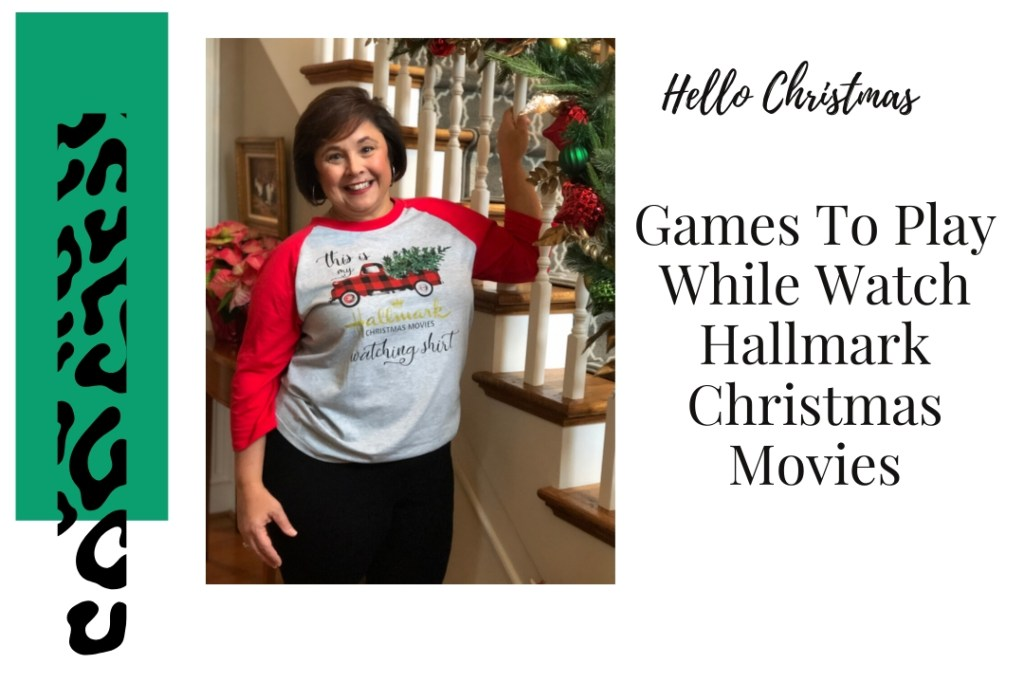 Games To Play While Watching Hallmark Christmas Movies