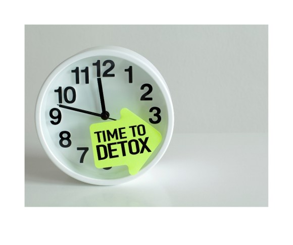 Take some time to detox from Thanksgiving before you get into the craziness of Christmas. Your body will thank you