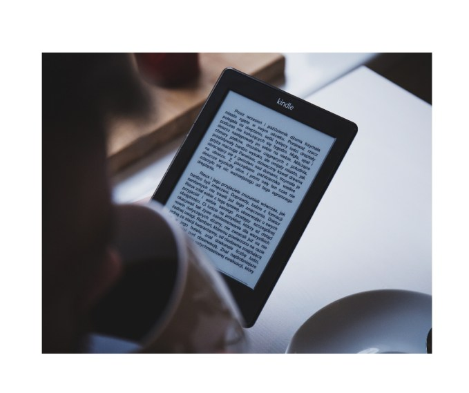 are you a book or kindle person?