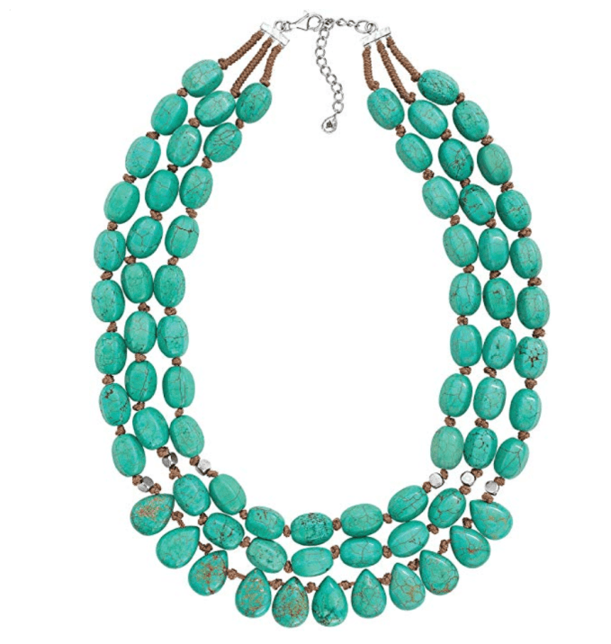 Products I am Loving- Silpada's Drop Of Ocean Necklace