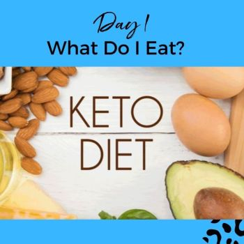 Keto Diet Day 1- What To Eat