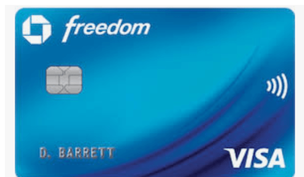 Sign up for credit cards such as Chase Freedom to earn cash back from your holiday purchases