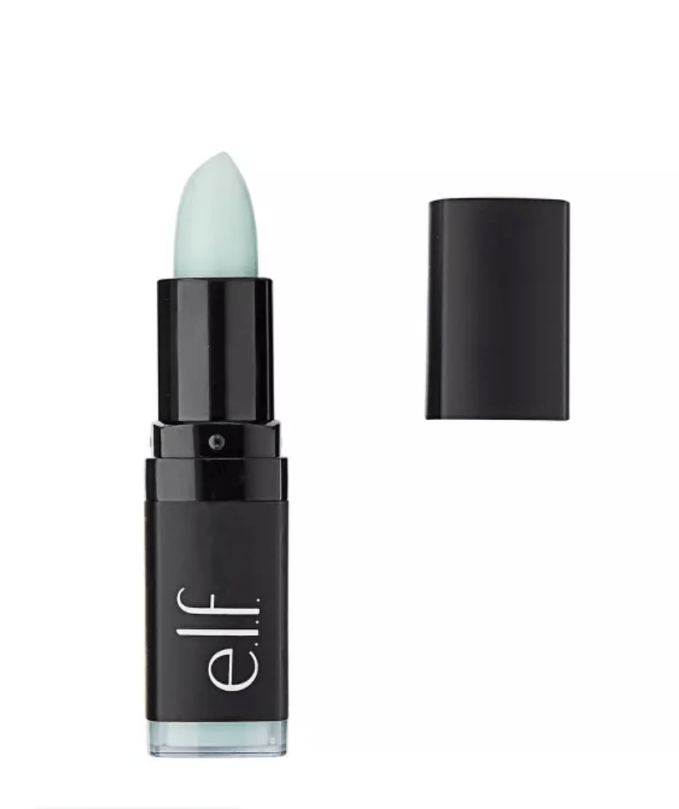 If your lips do get dried, cracked, and flaky you will need to exfoliate. Elf Cosmetics has a stick lip exfoliator (less mess) in MINT.  To use, apply using the lip balm and rub it with a wet cotton circle pad. Afterward, protect your newly exfoliated lips with a lip balm or chapstick.