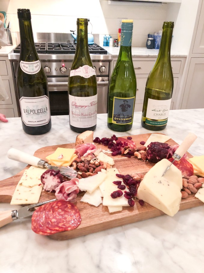 How To Host Wine And Cheese Tasting