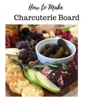 How To Make An Instagram Worthy Charcuterie Board
