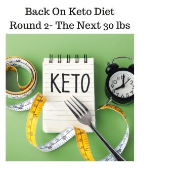 Back On Keto Diet