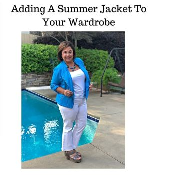 Adding A Summer Jacket To Your Wardrobe