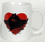 Color Change Mugs make unique gifts