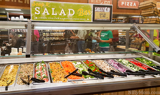 Fresh Thyme Salad Bar