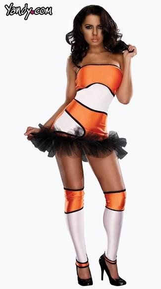 Slutty Halloween Costume : slutty, halloween, costume, Clever, Slutty), Halloween, Costumes, Niftythriftygoodwill