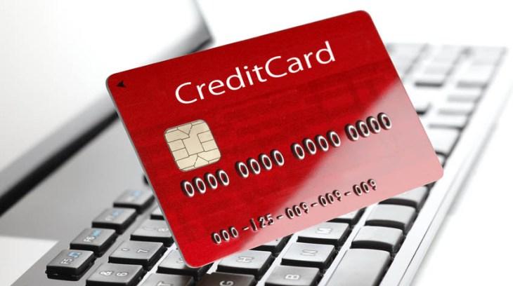 現在はほぼ成功するクレジットカード決済