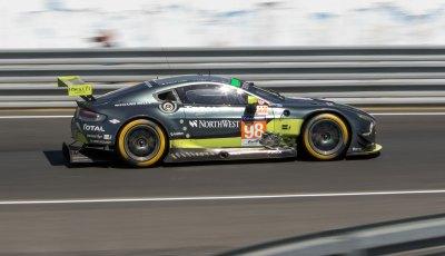 Aston Martin Racing, Aston Martin Vantage, GTE AM
