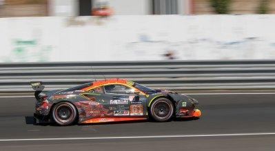 Clearwater Racing, Ferrari 488 GTE, GTE AM