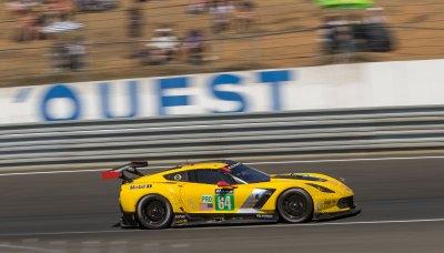 Corvette Racing GM, Chevrolet Corvette CR.7, GTE PRO