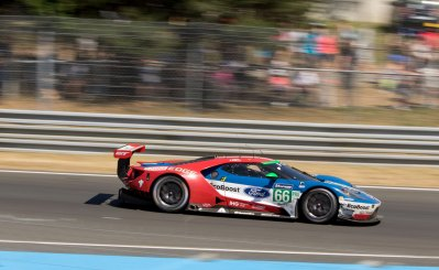 Ford Chip Ganassi UK, Ford GT GTE PRO