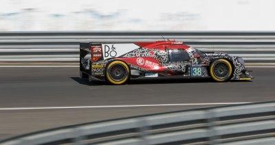 Jackie Chan DC Racing Oreca 07 LMP2