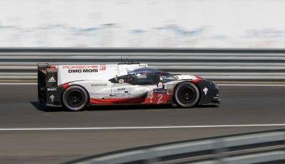 Porsche LMP Team 919 Hybrid LMP1