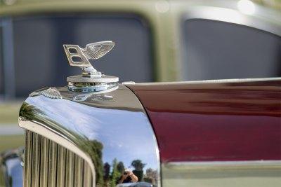 Bentley mascot