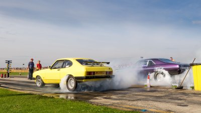 Burnout, Sywell Classic