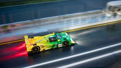 Ligier JSP3 in pit lane, VdeV Endurance Series