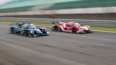 Norma M30 and Ligier JSP3, Circuito Estoril