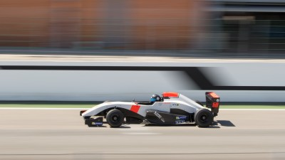 Renault Sport 2.0 single seater, Monoplace category, V de V Sports at Jarama circuit, 1st - 3rd September 2017